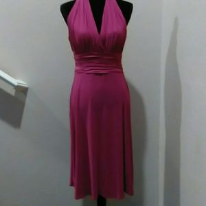 Jones Wear Fushia Dress Size 10
